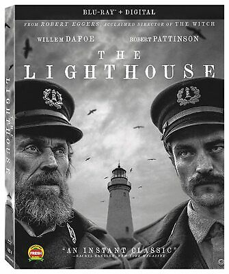 The Lighthouse [Blu-ray] + Digital + Slipcover BRAND NEW