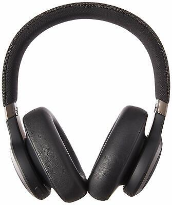 JBL - LIVE 650BTNC Wireless Noise Canceling Over-the-Ear Headphones - Black for sale  Shipping to India