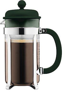 Bodum Caffeettiera  Kaffeebereiter 8 Tassen grün
