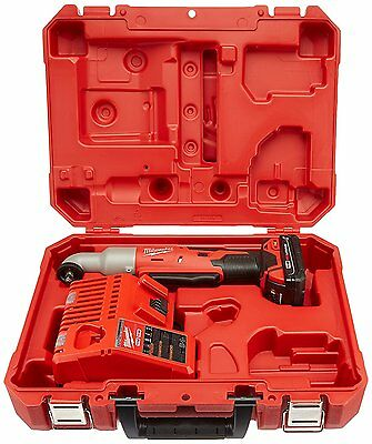 "Milwaukee 2668-21CT M18 Cordless 3/8"" Right Angle Impact Wrench Kit"