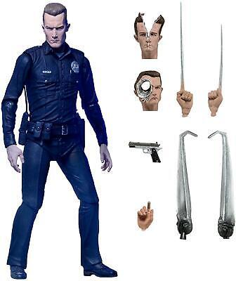 Terminator 2 51909 7-Inch Ultimate T-1000 Figure 7 Inch