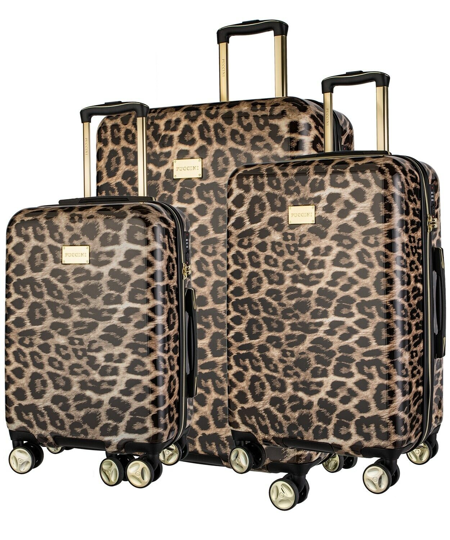 Koffer Reisekoffer Hartschalenkoffer Trolley Beautycase Beverly Hills Puccini®