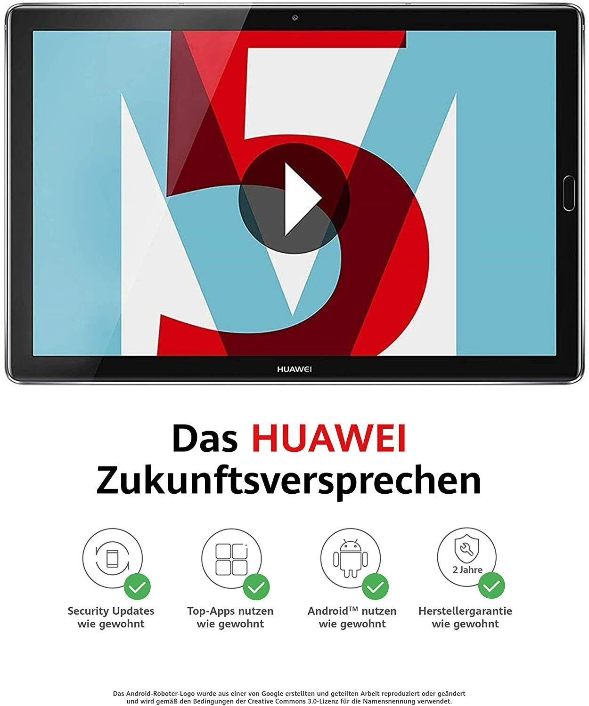Huawei MediaPad M5 10,8 Zoll Tablet-PC WiFi, 32GB Händler OVP versiegelt NEU