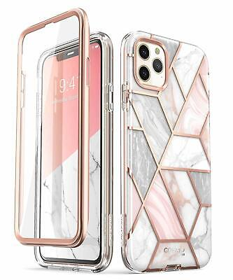 Apple iPhone XI 11 Pro Max Case Built in Screen Protector Tough Cover Protector