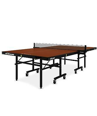 New Killerspin MyT5 MOCHA Adjustable Folding Indoor Table Tennis Table for sale  Shipping to India