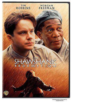 The Shawshank Redemption  Dvd  2007  Widescreen  Tim Robbins  Morgan Freeman