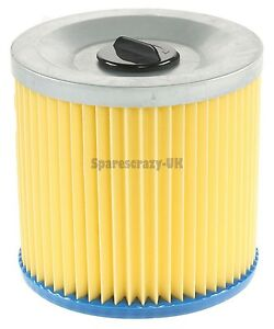 To fit GOBLIN AQUAVAC Wet & Dry CARTRIDGE FILTER 70201 70029