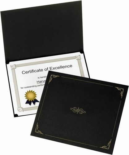 Oxford Certificate Holder Pack of 5 you are buying 12 Packs of 5