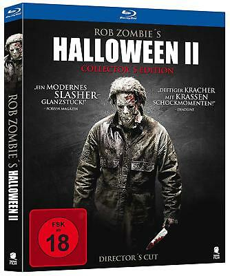 Rob Zombie's Halloween 2 (Director's Cut) [Blu-ray/FSK 18/NEU/OVP]  - Halloween Director Rob Zombie