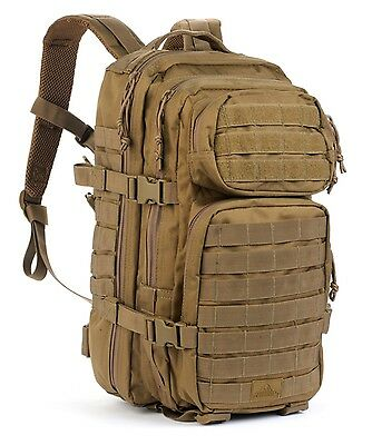 Military US Marines Coyote 3Day Molle Tactical Assault Backpack Med Army Hunting