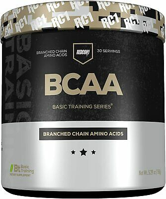 Redcon1 - BCAA, Branched Chain Amino Acids, 30 Servings, 2:1:1, L-Leucine,