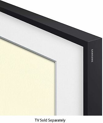"Samsung 65"" The Frame Customizable Bezel Black- VG-SCFN65BM/ZA"
