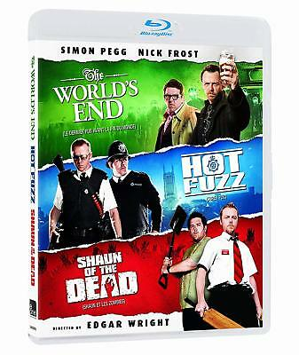 Shaun Of The Dead / Hot Fuzz / The World's End (Blood And Ice Cream Trilogy)