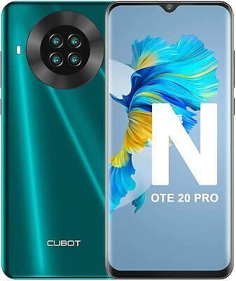 CUBOT Note 20 Pro Smartphone 4G Android 10 Octa Core 8GB+128GB NFC...