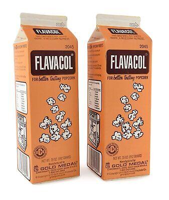 Gold Medal Products 2045 Flavacol Seasoning Movie Popcorn Salt 35oz Pack Of 2