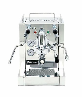 La Pavoni Isomac Espresso Machine Stainless Steel Factory Refurbished