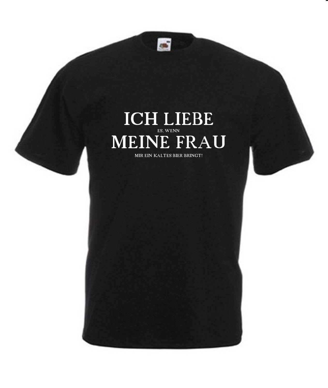 T-Shirt S bis 4XL / Spaß / Party / Bier / Karneval / Mallorca / Malle / Fasching