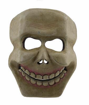 Mask and Mitten Set Citipati Tête de Death 18cm Himalayan Shaman Tantric 5326 W5