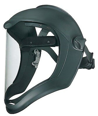 Sperian Uvex Honeywell S8500 Bionic Face Shield For Metal Woodworking Shop