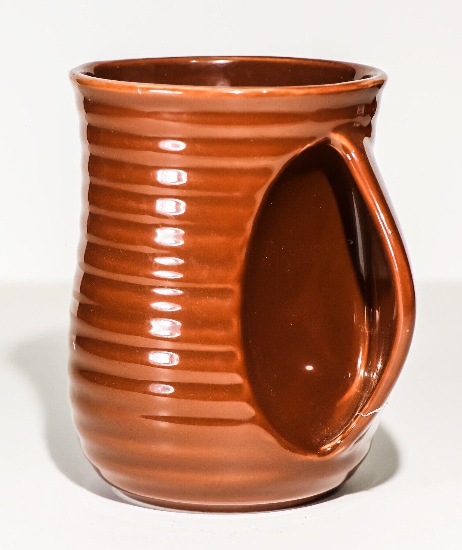 DEI Artisan Hand Warmer Mug Hot Chocolate Coffee Tea Stonewa