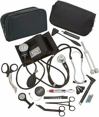 Complete Nurse Diagnostic Kit Blood Pressure Monitorstethoscopeotoscope More