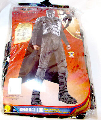 - Zod Superman Kostüm