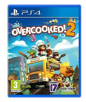 Overcooked 2 PS4 PlayStation
