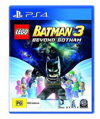 Lego Batman 3 Beyond Gotham Family Kids Superhero Game Sony Playstation 4 PS4