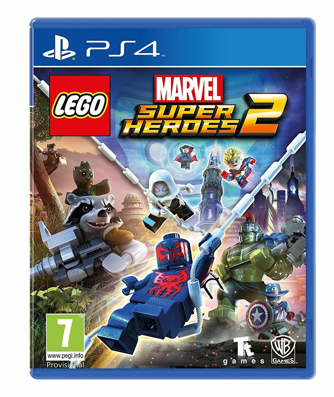 LEGO Marvel Superheroes 2 (PS4) (NEU & OVP) (Blitzversand)