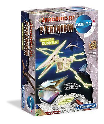 Clementoni 59004.9  Ausgrabungsset Pteranodon  NEUHEIT 2017 OVP/