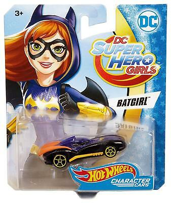 Hot Wheels DC Comics Superhero Girls Batgirl Vehicle-New DXN50 - Hot Superhero Girls