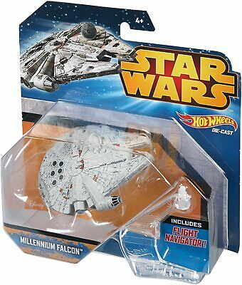 Hot Wheels Star Wars Millennium Falcon NEW