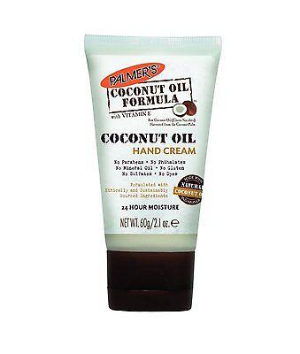 Hand Cream Adult Formula - Palmer's Coconut Oil Formula Hand Cream