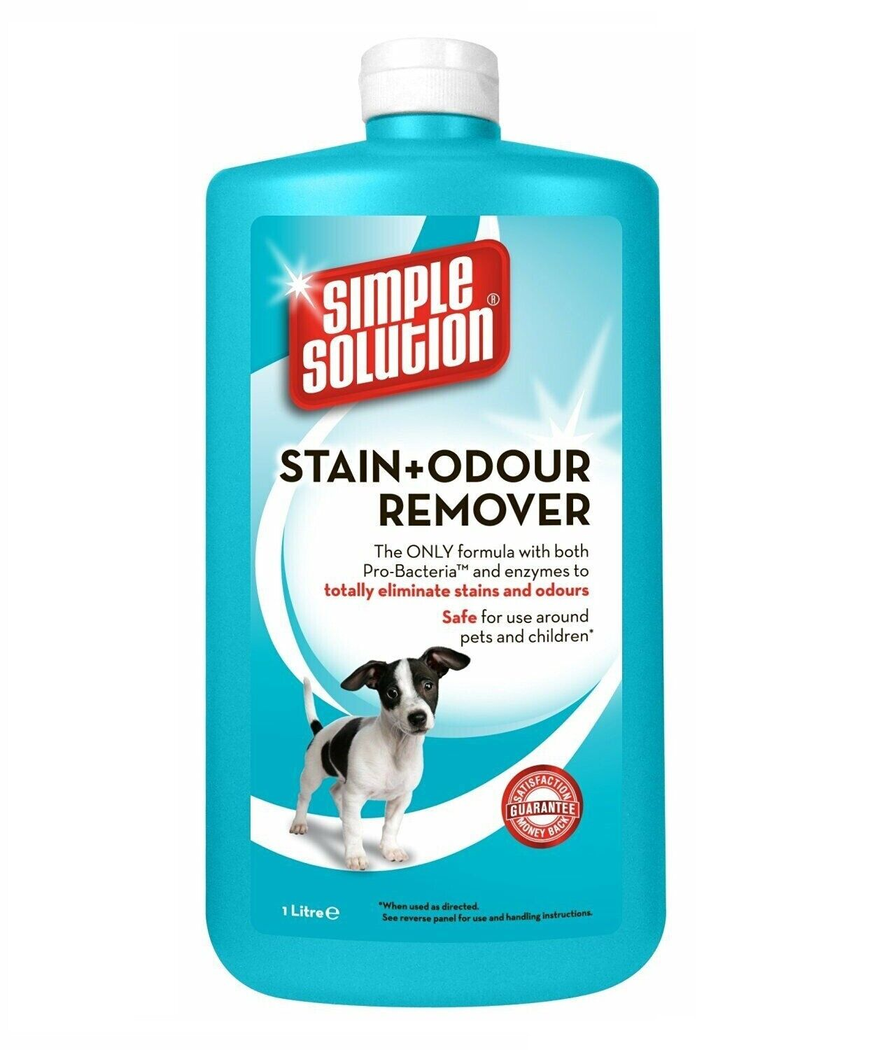 Pet Dogs Stain Odour Remover Carpet