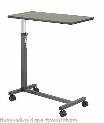 Tray Table Overbed Non-tilt Computer/hospital Bed Tray Be...