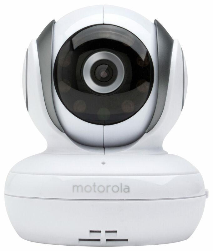 Motorola Add-On Wireless Camera White MOTO-MBP36SBU