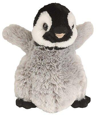 guin Kuscheltier Cuddlekins, Stofftier Vogel grau ca.20cm   (Pinguine Stofftiere)