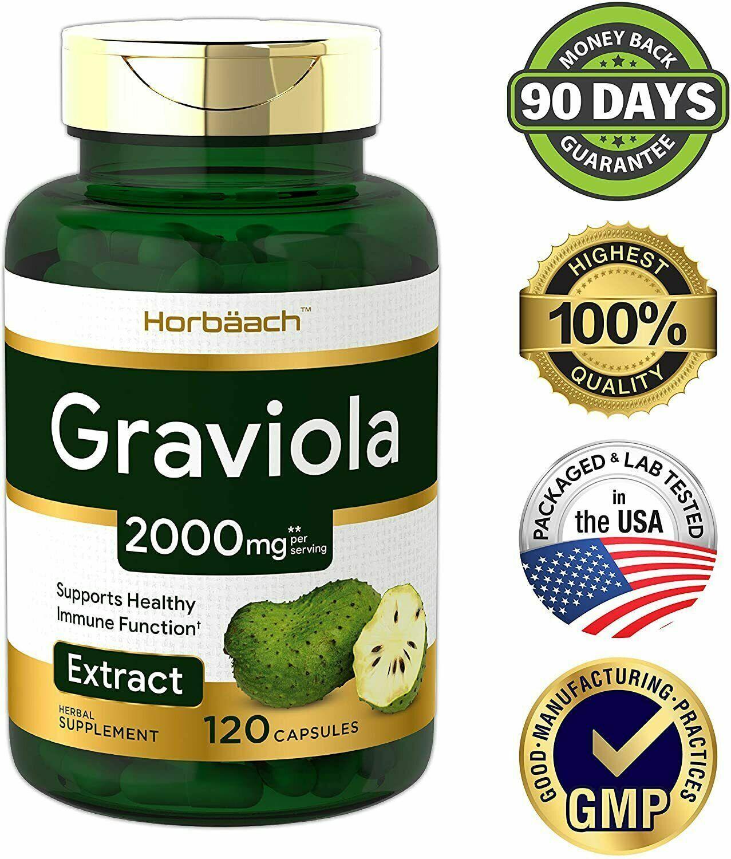 Mejores pastillas de guanabana para la ulcera gastrica y gastritis