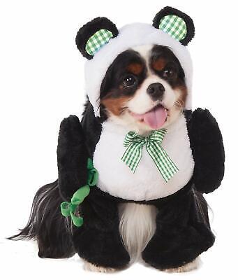 Walking Panda Bear Wild Animal Fancy Dress Up Halloween Dog Cat Pet Costume](Panda Halloween Costumes For Dogs)