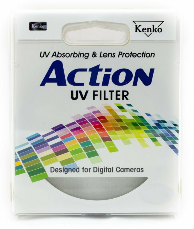 Kenko-Tokina Action 43mm UV - Optical Glass - For Digital Cameras