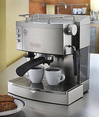 Expresso Cappuccino Machine (Espresso Cappuccino Machine Coffee Maker Expresso Latte Frother Self Priming)