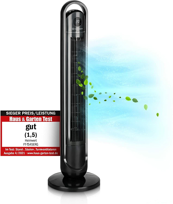 Turmventilator Standventilator Ventilator Säulenventilator TESTSIEGER