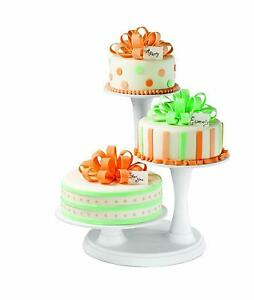 3 Tier Wedding Cake Stands