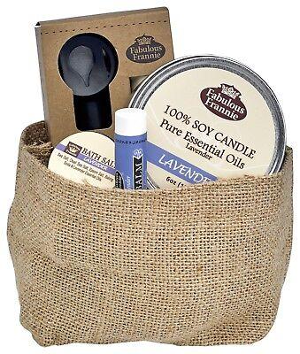 Gift Basket Supplies (Lavender Gift Basket)