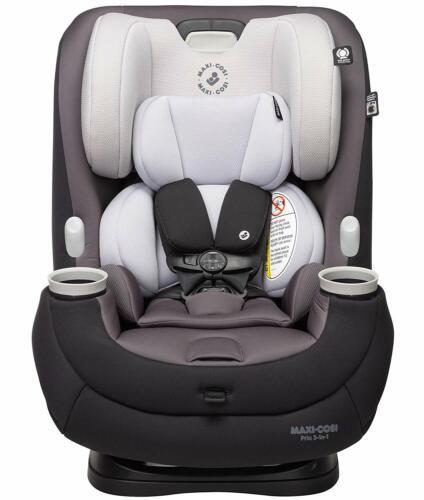 Maxi-Cosi Pria 3-in-1 Convertible Car Seat, Blackened Pearl, New