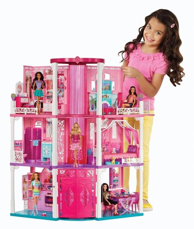 E Toys For Girls : Barbie dream house toys ebay