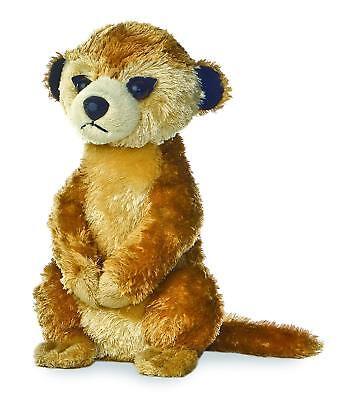 """Aurora Meerkat II Mini Flopsie 8"""" Stuffed Animal Plush"""