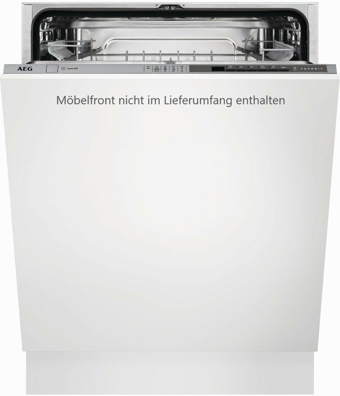 * AEG FSB52600Z Geschirrspüler vollintegrierbar Startzeitvorwahl 13MGD 60cm A++