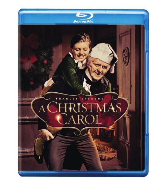 A CHRISTMAS CAROL (1938 Reginald Owen) -  Blu Ray - Sealed Region free