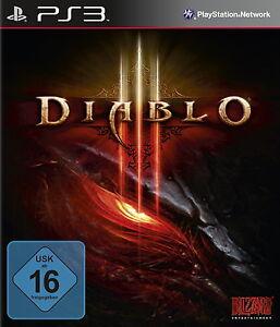 Diablo III - PlayStation 3 (Deutsch) !!NEU + OVP!!